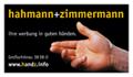 hahmann+zimmermann Werbetechnik