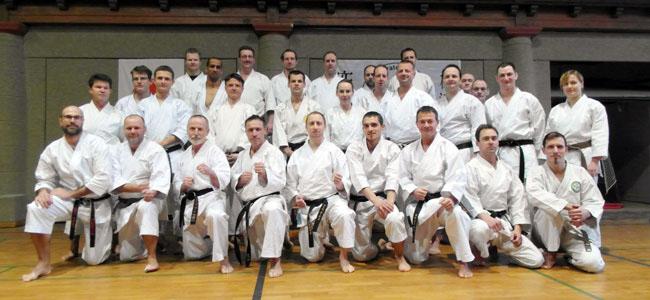 Shotokan-Trainer Sachsen