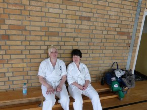 Katja und Moni von den Otomos